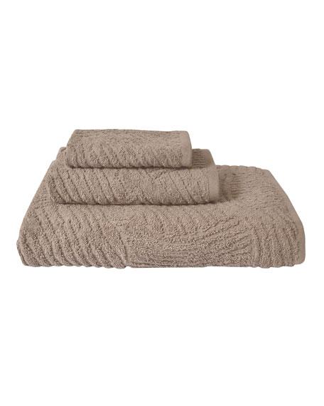 Dynasty Wave Bath Towel