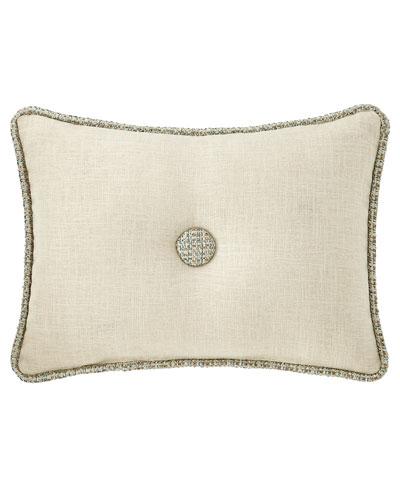 Tinsley Linen Boudoir Pillow