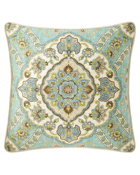 Tinsley Pillow, 20