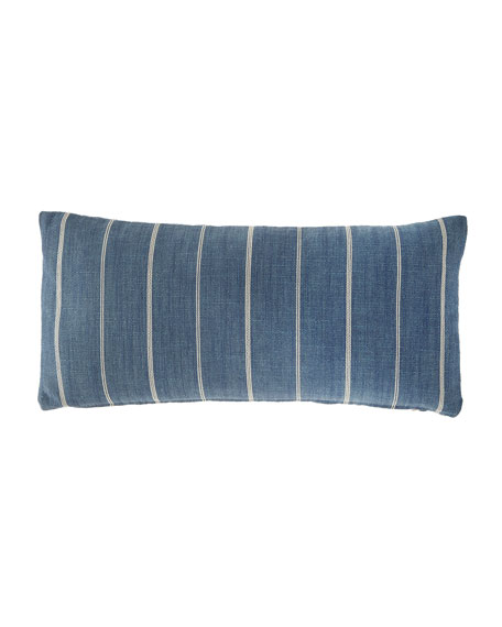 Stripe Knife-Edge Pillow