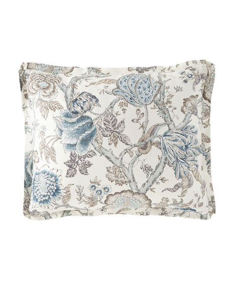 French Laundry Home Lauren Flat-Flange King Sham