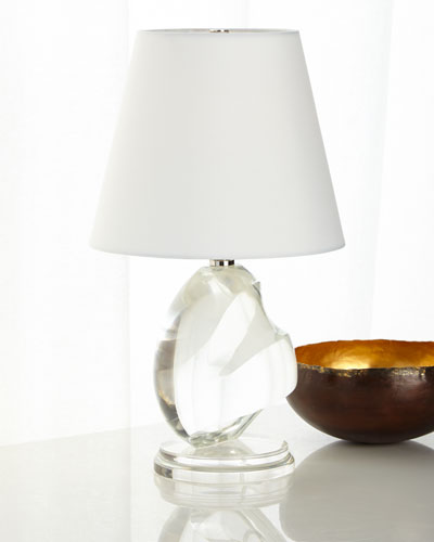 Organic Crystal Accent Lamp