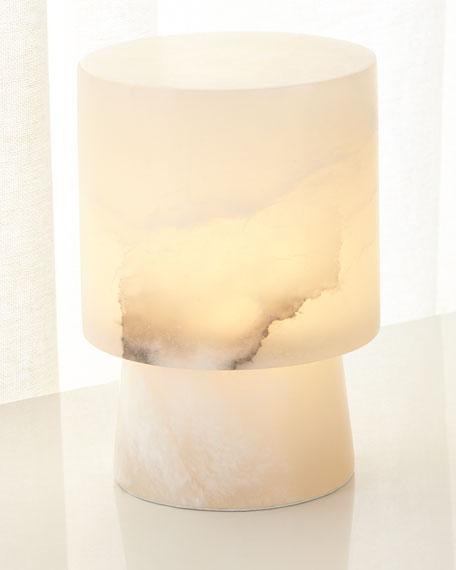 Alabaster Mini Lamp