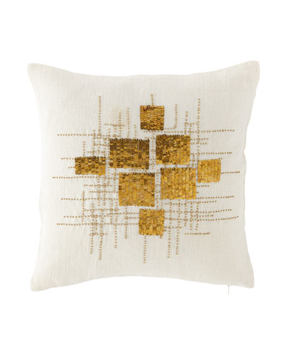Talitha Puzzle Pillow