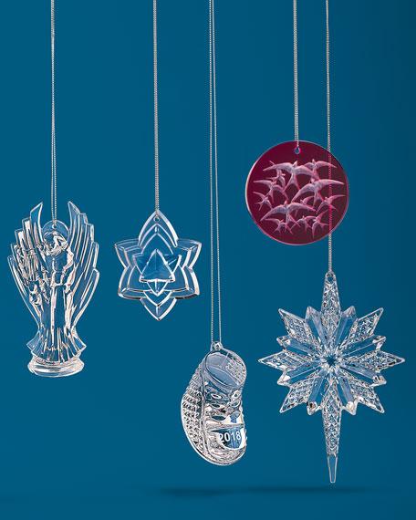Annual Angel Christmas Ornament
