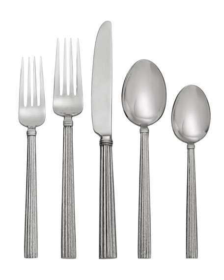 Wheat 5-Piece Flatware Set