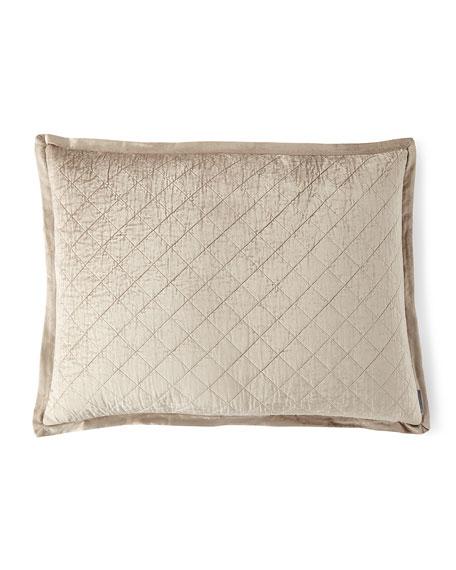 Lili Alessandra Chloe Luxe European Pillow