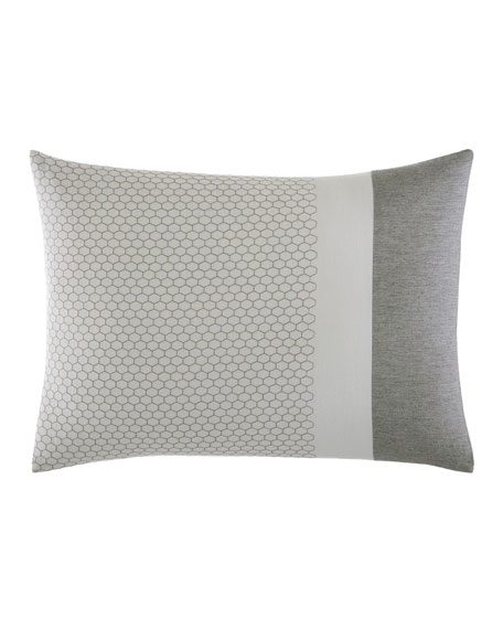 Honeycomb Decorative Pillow