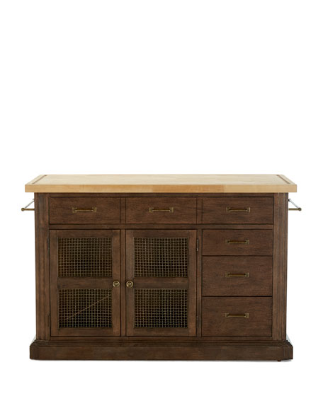 Martelus Kitchen Island & Bar