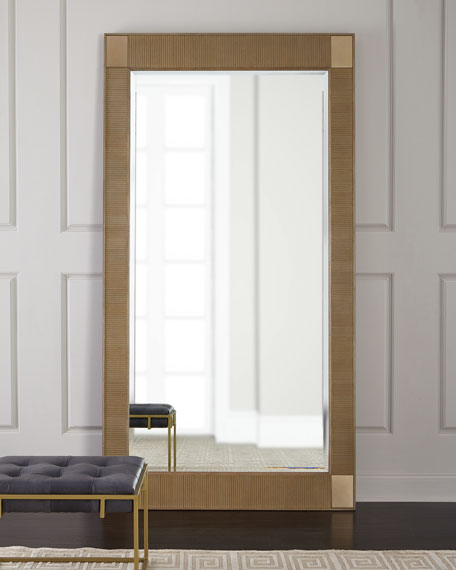 Hailey Marie Floor Mirror