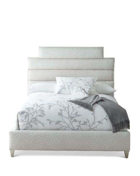 Paloma Channel-Tufted King Bed