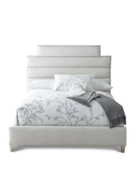 Paloma Channel-Tufted California King Bed