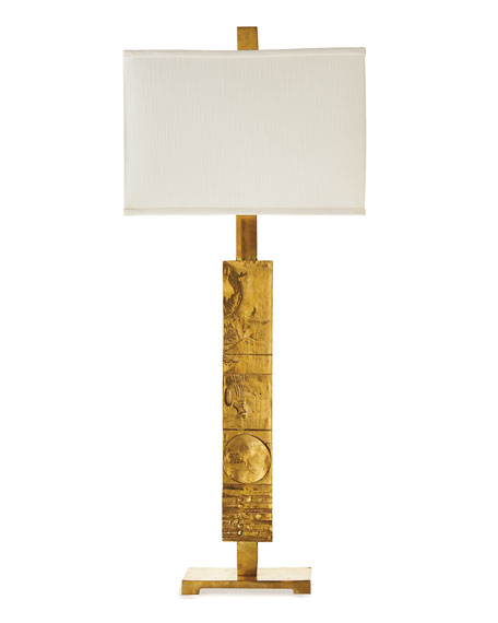 Pimlico Brass Table Lamp