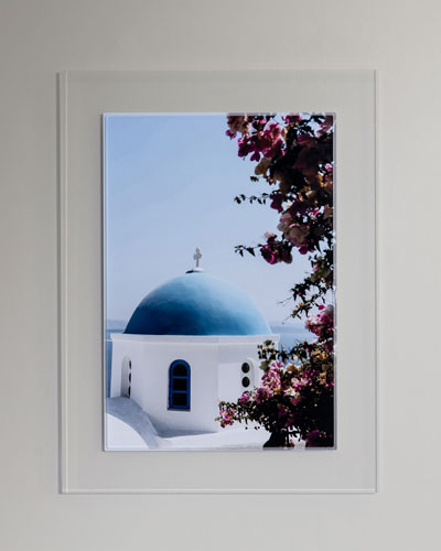 Greece Photography Print Framed Art