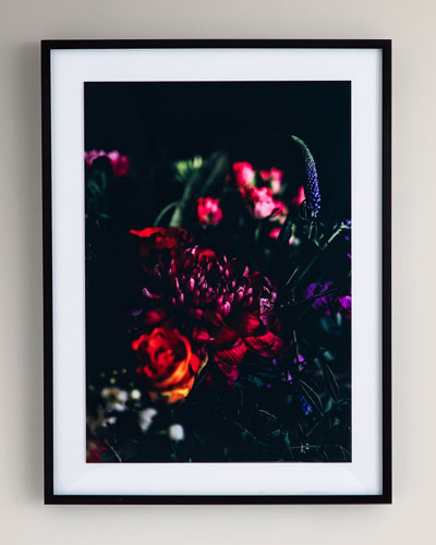 Bouquet Photography Print on Photo Paper