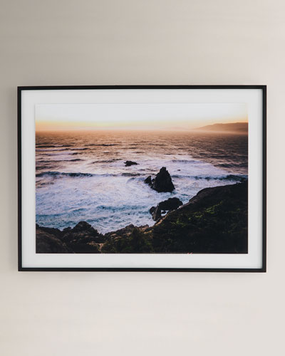 On the Horizon Photography Print Wall Art