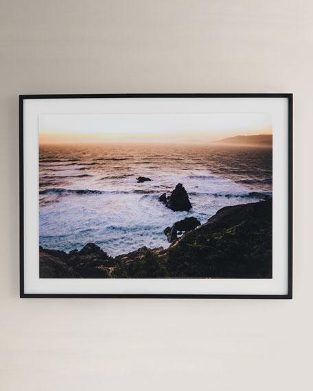 """On the Horizon"" Photography Print Wall Art"