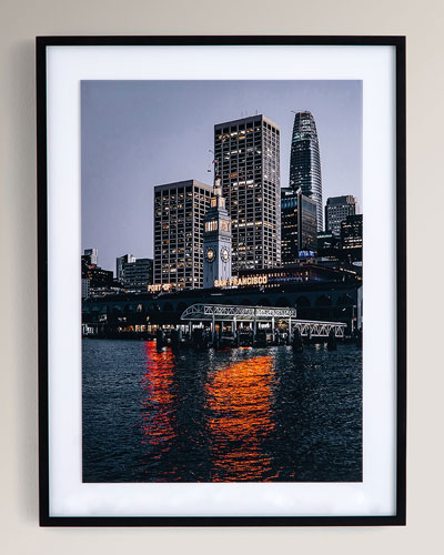 San Fran Photography Print on Photo Paper