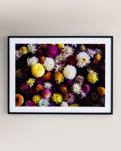 Bunch of Flowers Photography Print on Photo Paper