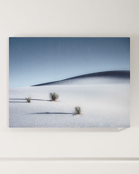"""Texas Road Trip"" Photography Art Print on HD Metal w/ Acrylic Backer"