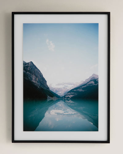 Crystal Clear Photography Print on Photo Paper Framed Wall Art