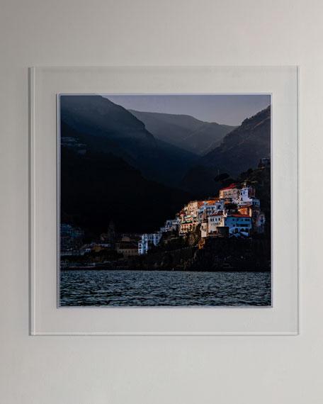 """Sun Soaked"" Photography Print Framed Handmade Art"