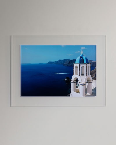 Greece II Photography Print Framed Art