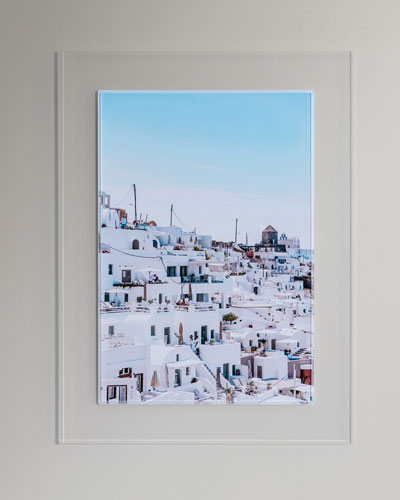Whitewash Photography Print Framed Art