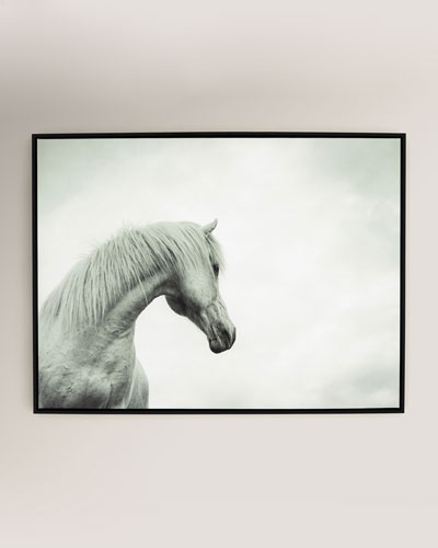 The Curve Photography Print on Canvas Framed Wall Art