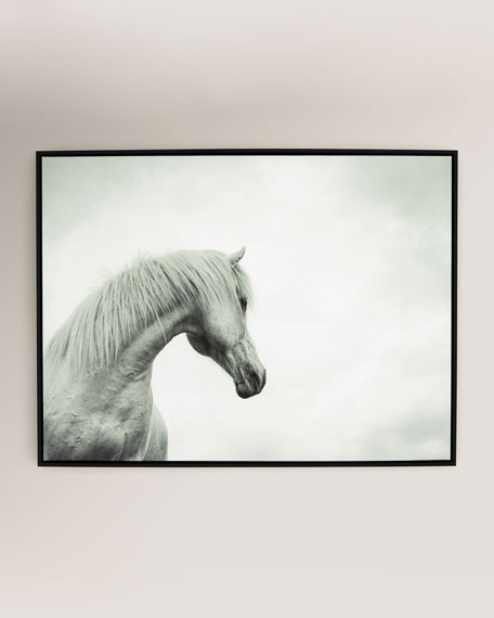 """The Curve"" Photography Print on Canvas Framed Wall Art"