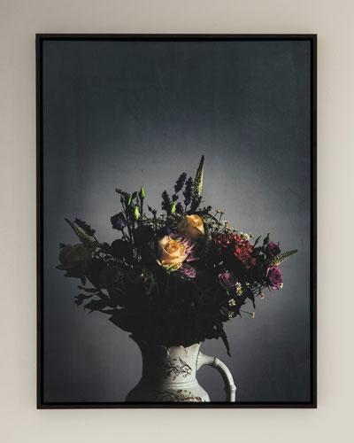 Spotlight Photography Print on Canvas Framed Wall Art