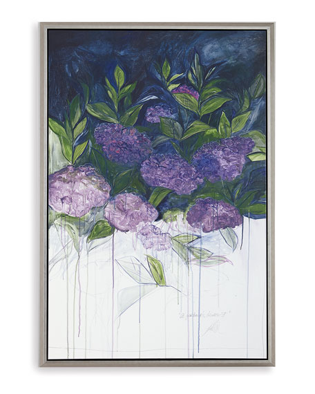 """A Gardeners Dream I"" Giclee Wall Art"