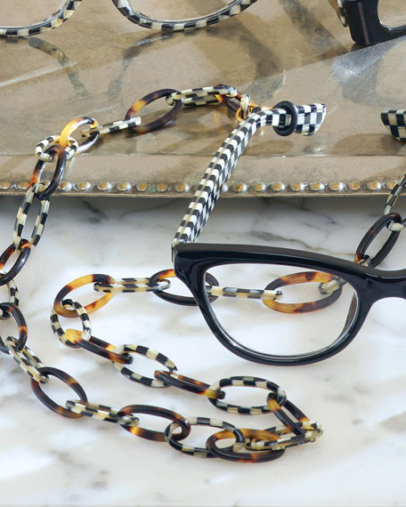 Courtly Check Eyeglasses Chain