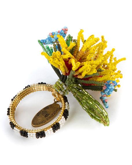Dandelion Napkin Ring
