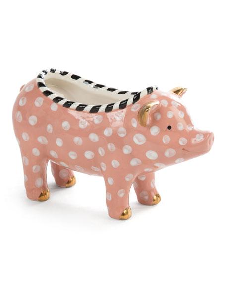 Polka Dot Pig