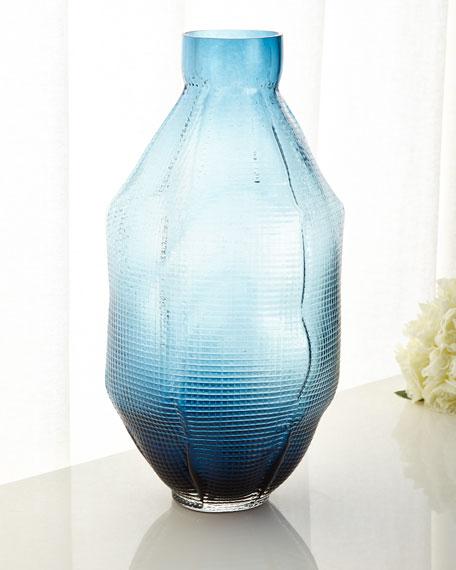 Trace Long Vase