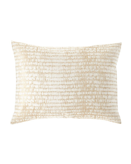 Twilight Gold King Sham