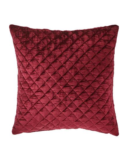 Patina Velvet Decorative Pillow