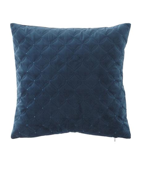 """Leisure Velvet Pillow, 14"""" x 20"""""""