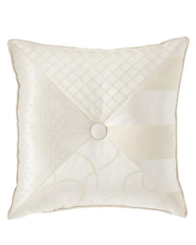 Leisure Pieced Pillow, 18