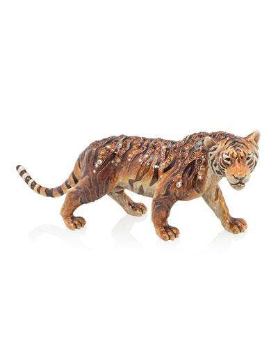 Tiger Figurine
