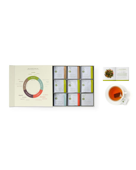 Palais des Thes Flavored Teas Assortment Box, 48