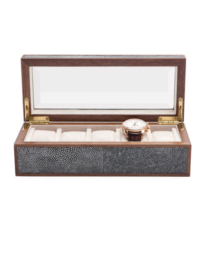Elmbridge 5-Watch Storage Box