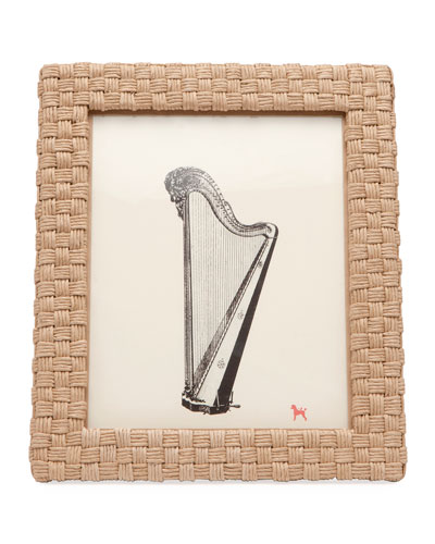 Genova Natural Rope Picture Frame  8 x 10
