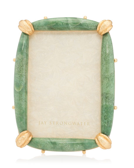 "Green Garnet Picture Frame, 5"" x 7"""