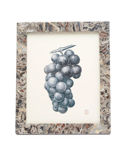 Corsica Mixed Marble Picture Frame, 8
