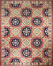 Patrice One-of-a-Kind Hand-Knotted Rug, 8.1' x 11.1'