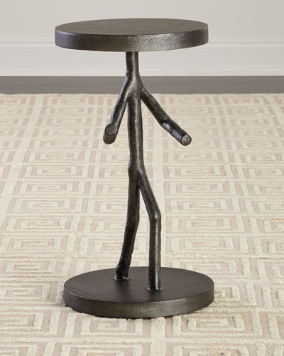 Theo Figure Side Table