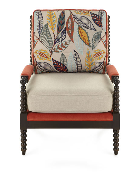 Autumn Spindle Chair