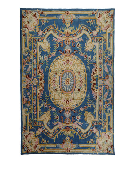 Bentley Hand-Tufted Rug, 5' x 8'